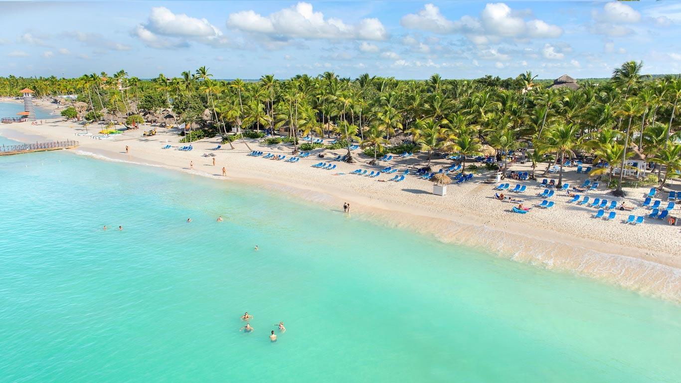 All Inclusive American Beach Resorts